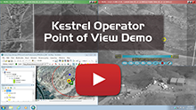 Logos Technologies -Kestral Operator Point of View Demo