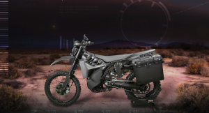 SilentHawk Hybrid-Electric Motorcycle