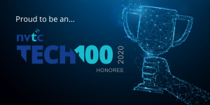 Proud to be an NVTC Tech 100 2020 Honoree