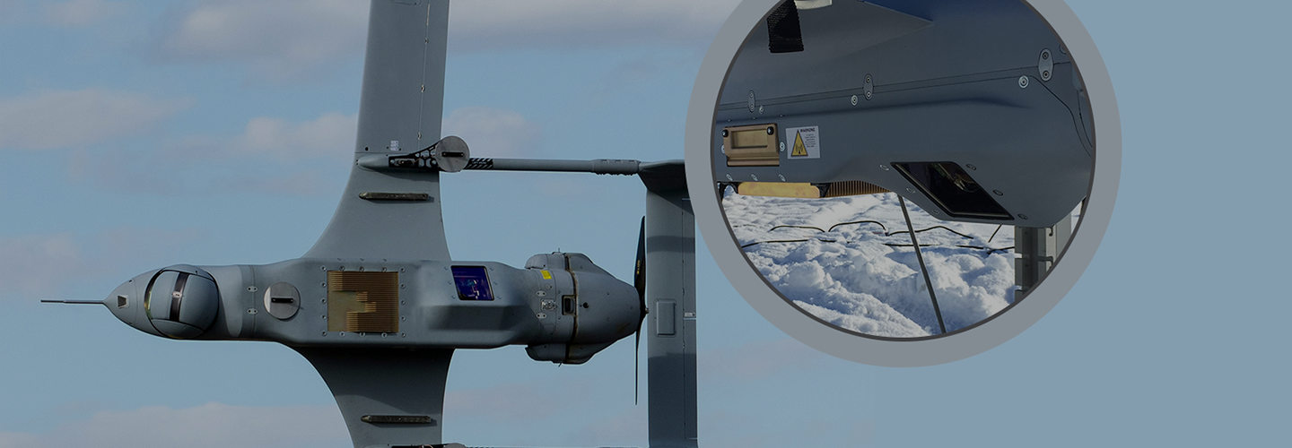 ISR FOR UNMANNED AIRCRAFT SYSTEMS